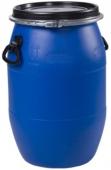 Бочка для брожения, пищевой пластик, 65 литров