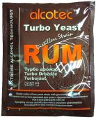 Спиртовые дрожжи Alcotec Turbo Rum, 72 г