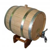 Бочонок дубовый 10 литров
