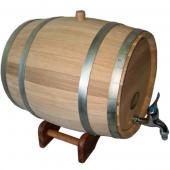 Бочонок дубовый 15 литров