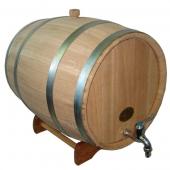 Бочонок дубовый 30 литров