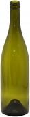 """Бутылка винная """"Бургундия"""", 0.75 л, оливковая"""