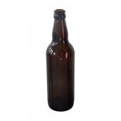 Бутылка под кронен пробку коричневое стекло 0,5 л (15 шт.)