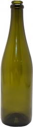 Бутылка Шампань 0,75 л, оливковая
