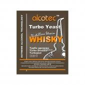 Дрожжи спиртовые Alcotec Turbo Whisky 72 гр