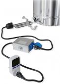 ТЭН LUXSTAHL, 3 кВт, с ваттметром и плавной регулировкой