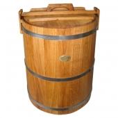 Кадка дубовая 100 литров НЖ