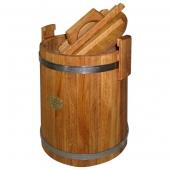Кадка дубовая 15 литров НЖ
