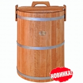Кадка дубовая 200 литров