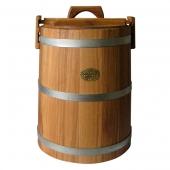 Кадка дубовая 30 литров