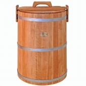 Кадка дубовая 80 литров