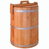 Кадка дубовая 80 литров НЖ
