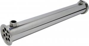 "Конденсатор LUXSTAHL, 8 трубок ∅12 мм, кламп 2"", 40 см"