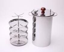 Коптильня Hanhi (Ханхи) 20 л с гидрозатвором