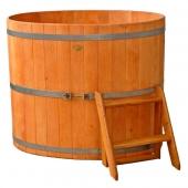 Купель дубовая овал 700 литров