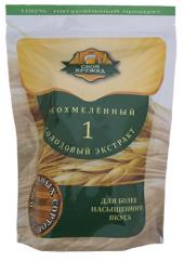Неохмелённый солодовый экстракт Своя Кружка для пшеничных сортов, 1 кг