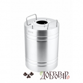 Перегонный куб Добровар 14 л (без крышки)