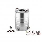 Перегонный куб Добровар 17 л ТЭН-Р-версия (без крышки)