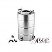 Перегонный куб Добровар 23 л ТЭН-Р-версия (без крышки)