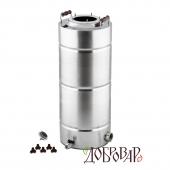 Перегонный куб Добровар 35 л ТЭН-Р-версия (без крышки)