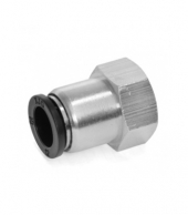 Соединитель быстросъемный Push 1/2 дюйма X 10 мм (мама)