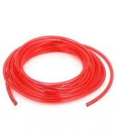 Шланг полиуретановый (красный) 7,5*10 мм