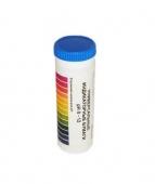 Бумага индикаторная 0-12 pH (тубус 100 шт)