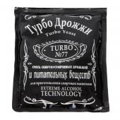 Дрожжи «Турбо №77», 120 гр
