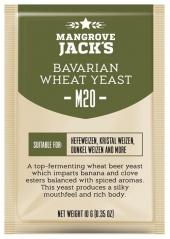 Пивные дрожжи Mangrove Jack's Bavarian Wheat Yeast M20
