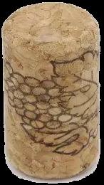 Пробка винная, корковая Ø23