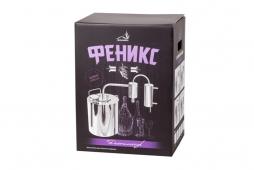 Самогонный аппарат ФЕНИКС Мечта 10 литров с сухопарником