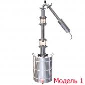 Универсальная система ДЖ2 40 л + кран