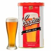 Солодовый экстракт Coopers Real Ale 1,7 кг