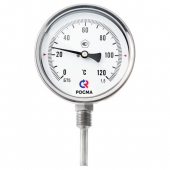 Термометр радиальный