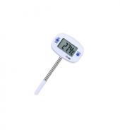Термометр цифровой Термометр TA-288 с укороченным щупом с коротким щупом