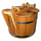Запарник дубовый 35 литров