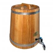 Жбан дубовый 10 литров НЖ