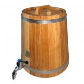 Жбан дубовый 15 литров НЖ