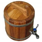 Жбан дубовый 3 литра