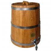 Жбан дубовый 30 литров НЖ