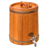 Жбан дубовый 5 литров